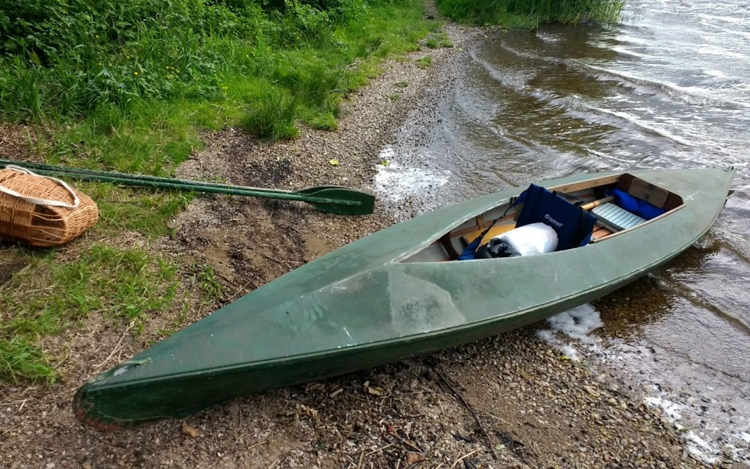 The Green Kayak Challenge