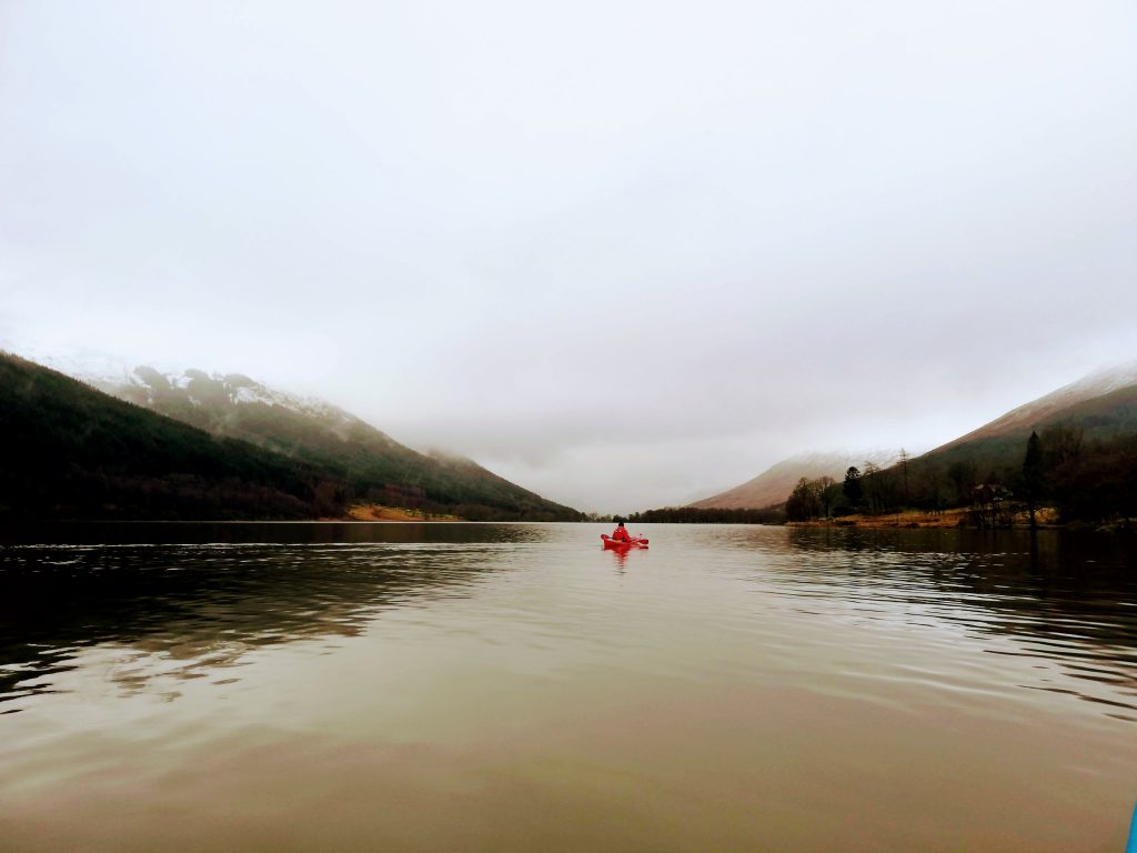 in the middle of Trossachs was a home once to famous Rob Roy. Explore this forgotten loch of the national park, it's reach rebelious history and interesting wildlife.