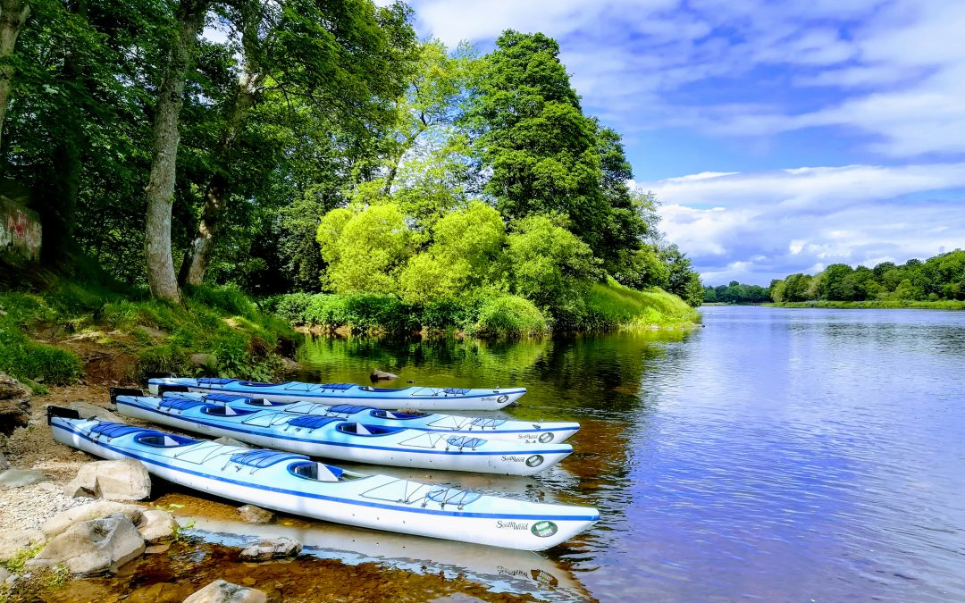 Top must-see kayak destinations in Scotland