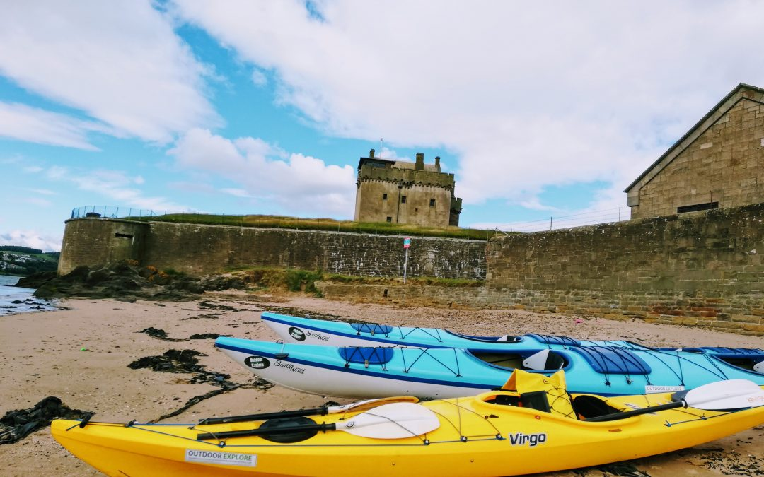 Kayaking in Dundee is back