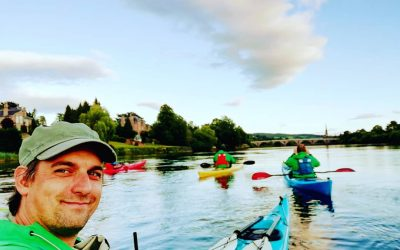 Inspiring people to visit the Tay Country