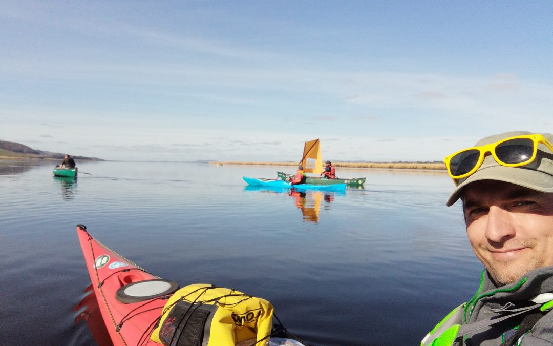 Get ready for summer kayaking in Scotland!